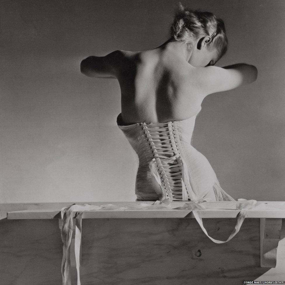 Corset by Detolle for Mainbocher, 1939