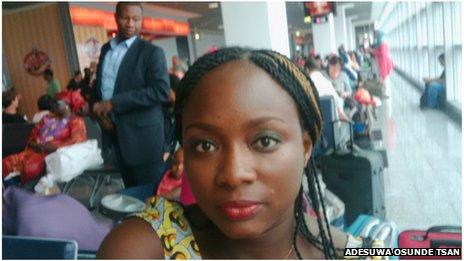 Adesuwa Osunde Tsan, Abuja
