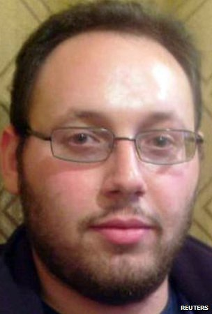 File photo: US journalist Steven Sotloff in this undated handout photo