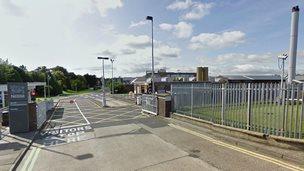 Nestle Fawdon factory