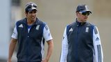 Alastair Cook and Graeme Swann