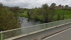 The River Wye at Bridge Sollers