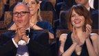 Birdman stars Michael Keaton and Emma Stone