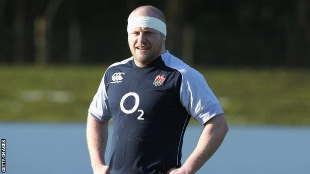 Dan Cole will miss the November internationals