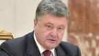 Ukrainian President Petro Poroshenko - 26 August