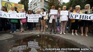 Rally in Kiev