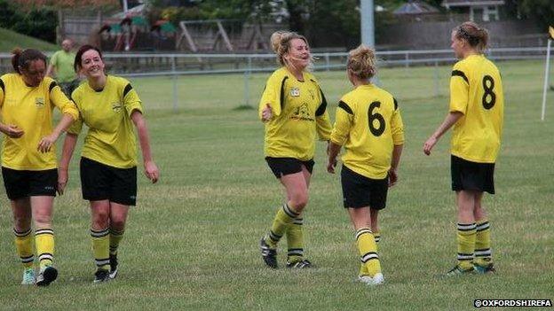 Chinnor Ladies FC