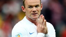 Wayne Rooney during the World Cup