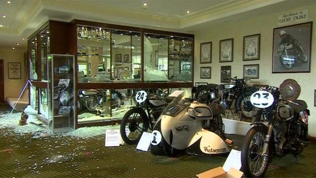 Motorcyle museum