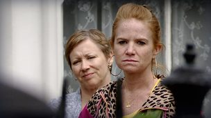 Patsy Palmer as Bianca in EastEnders