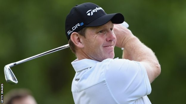 Gallacher can knock Graeme McDowell out of the Ryder Cup team