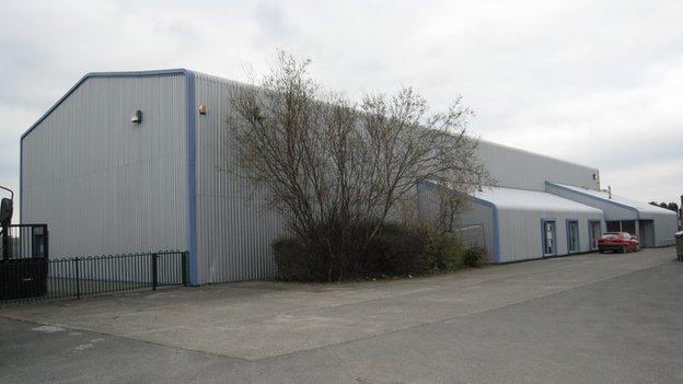 Tregaron Leisure Centre