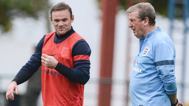 Wayne Rooney's time has come - Roy Hodgson