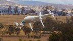 Google trials drone deliveries