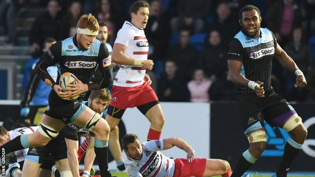 Edinburgh lost 37-34 on their last visit to Glasgow's Scotstoun Stadium