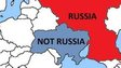 "A map of ""not Russia"" tweeted by the Canadian Nato delegation."