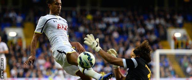 Tottenham 3-0 AEL Limassol