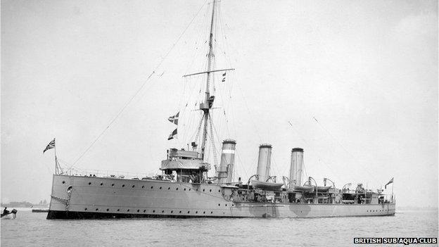 HMS Pathfinder