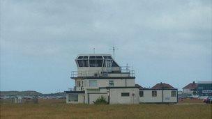 Blackpool control tower
