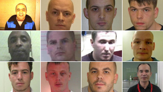 The 12 men who have disappeared since 2006