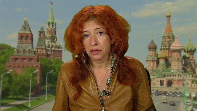 Tanya Lokshina