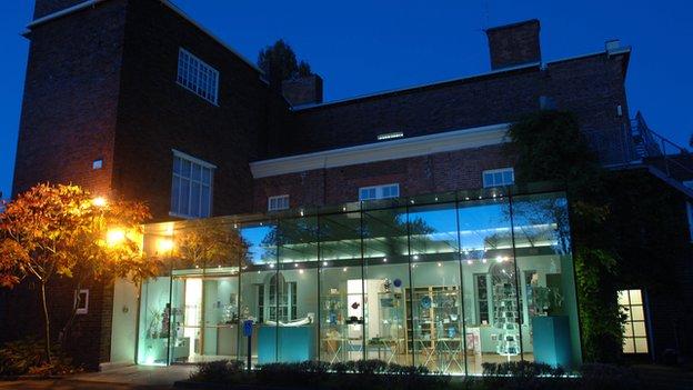 Broadfield House Glass Museum