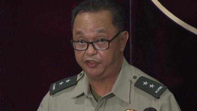General Domingo Tutaan Junior