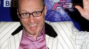 Comedian and actor Adrian Edmundson