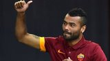 Roma's Ashley Cole
