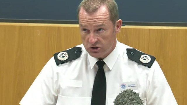 Assistant Chief Constable Chris Shead