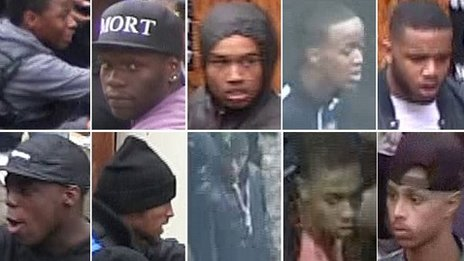 Notting Hill suspects