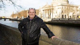 Mrs Brown's Irish actor Brendan O'Carroll