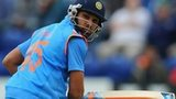 Batsman Rohit Sharma