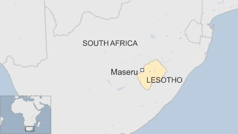 77272394 lesotho082014 Lesotho march cancelled after coup