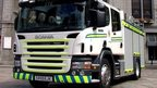 Grampian fire engine