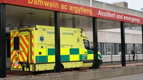 Glan Clwyd Hospital