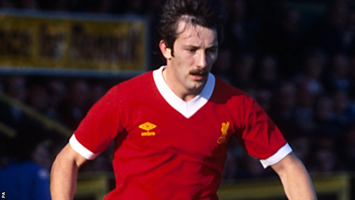 Liverpool great Jimmy Case