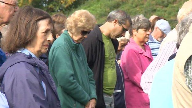 Tonbridge Peace Vigil