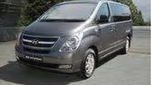 Grey Hyundai I800