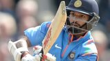 India's Shikhar Dhawan