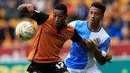 Wolves v Blackburn