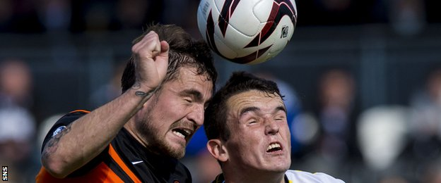 Paul Paton and John McGinn