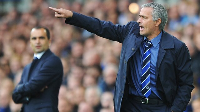 Chelsea manager Jose Mourinho unhappy at Blues 'balance'