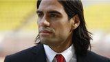Monaco striker Radamel Falcao