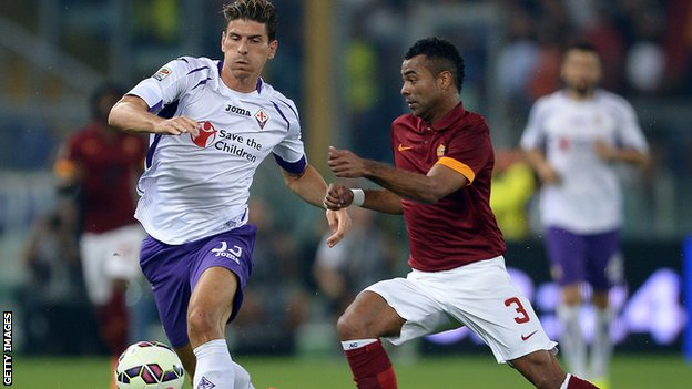 Italy's Serie A tries to get higher grades