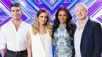 The X Factor 2014 judges