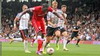 Kenwyne Jones' second-half equaliser rescued a point for Cardiff and denied Fulham their first Championship win of the season.