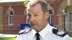 Assistant Chief Constable Chris Shead of Hampshire Constabulary