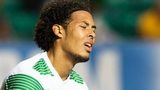 Virgil Van Dijk could be set to leave Celtic Park.