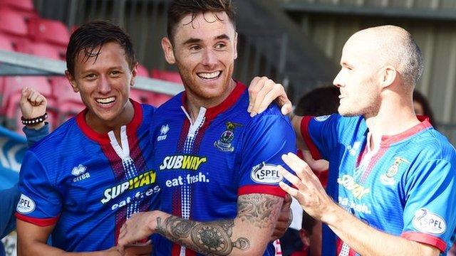 Highlights - Inverness CT 2-0 Kilmarnock